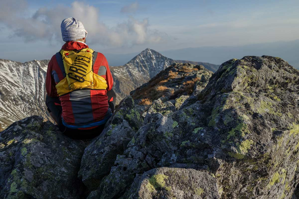 Grivel Mountain runner light 5 L review/ Western Tatras- Slovakia