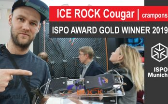 Cougar composite crampoon the gold award winer on ispo 2019 tittle image